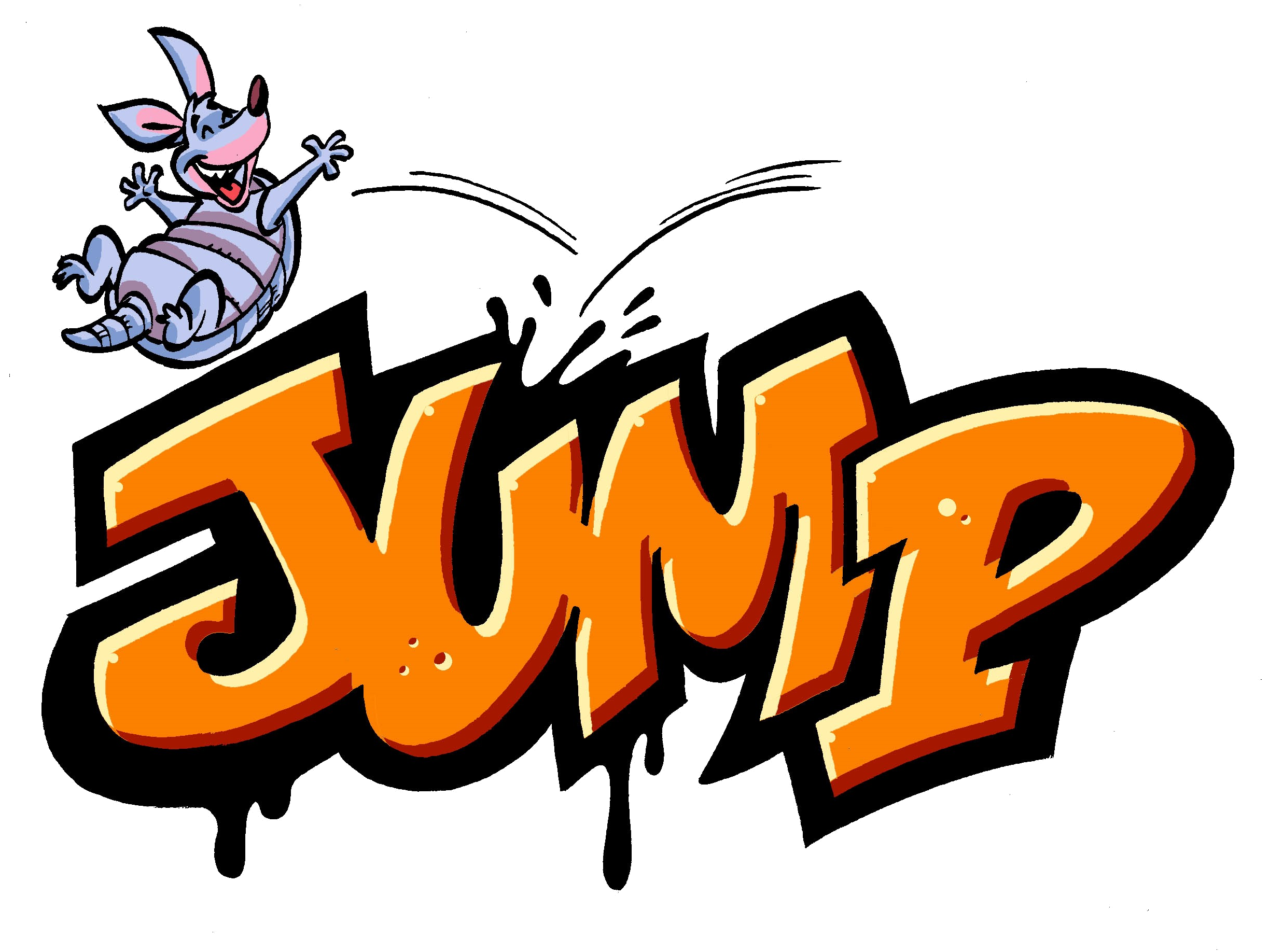 Jump Stripblad
